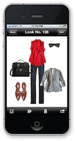 *Closet Manager - Create outfits with your own clothes.  Over 90 features to help you build the perfect wardrobe.