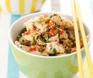 ázsiai csirke receptek, cikkek | Mindmegette.hu