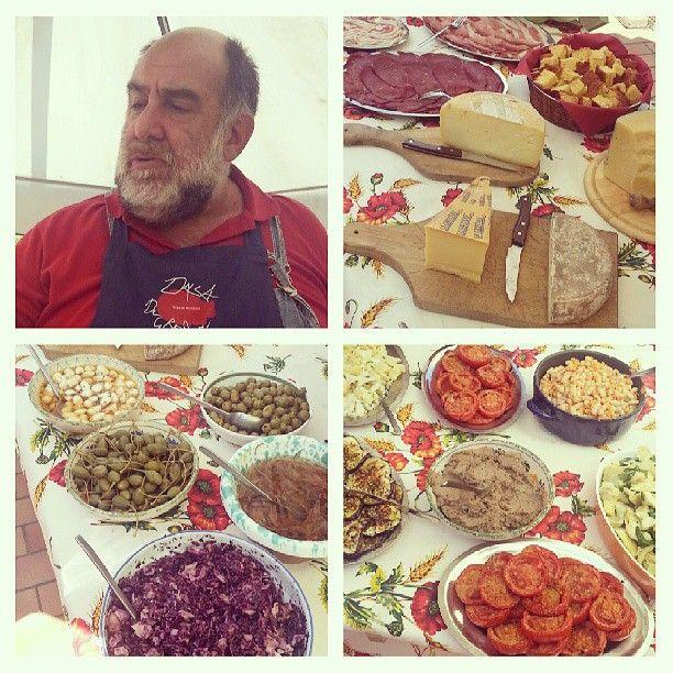 Giorgione ci ha resi felici #InMontefalco foto di @alericettedicultura
