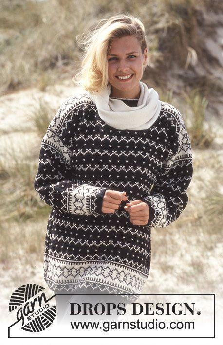 888 best fair isle kleding images on Pinterest | Tricot crochet ...