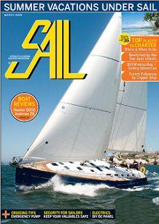 FREE Subscription to Sail Magazine