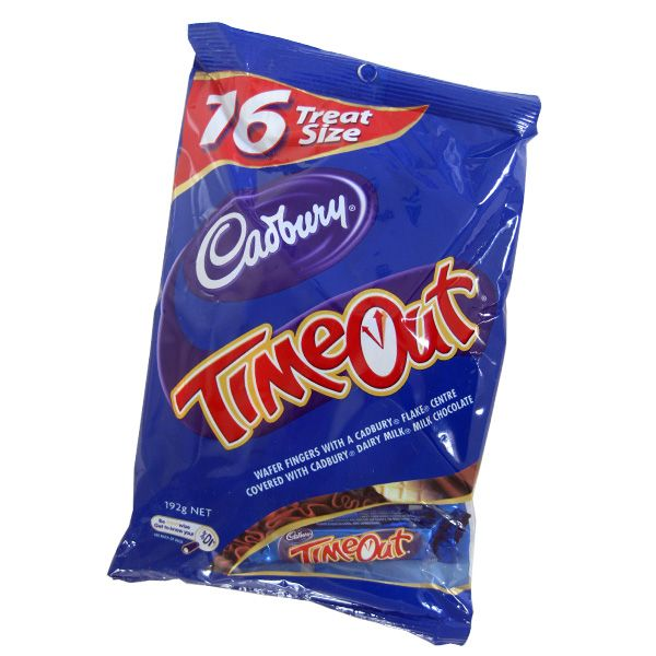 Cadbury Timeout - treat size - Craving Australia
