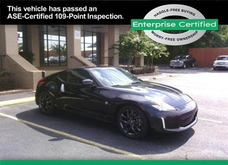 Used 2015 NISSAN 370Z Mobile, AL, Certified Used 370Z for Sale, JN1AZ4EH7FM444027