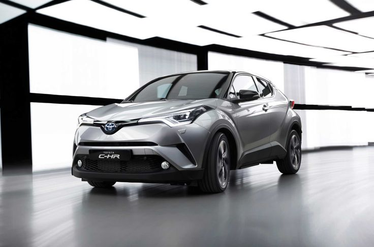 Toyota's new C-HR gives their design language a much-needed boost.