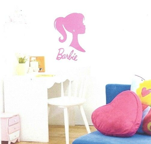 barbie stickers for walls - photo #28