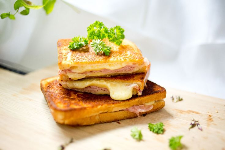 @The Ultimate Grilled Cheese Sandwich by Peony Lim.