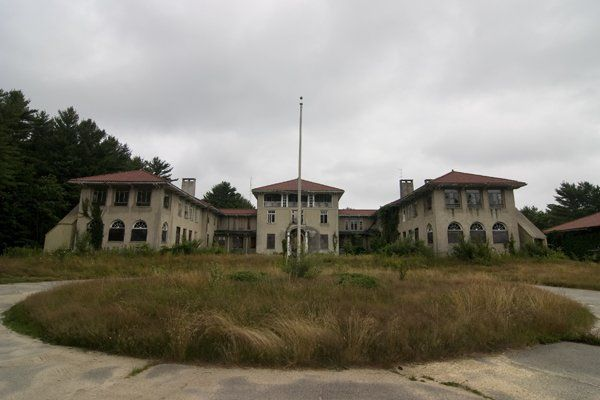 Plymouth County Hospital/Hanson Tuberculosis Hospital is located in Hanson Massachusetts. The hospital was built during the late 1910s, primarily as a Tuberculosis hospital. The facility was...