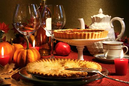 How to Host a Thanksgiving Potluck