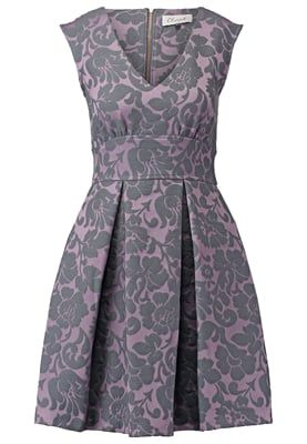 Sukienka letnia - lilac rose