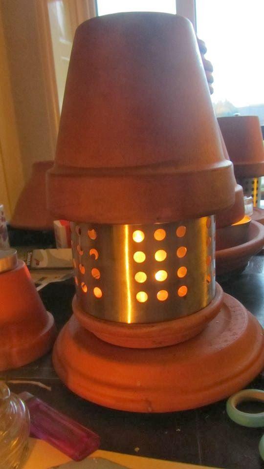 Diy Terracotta Pots Heaters