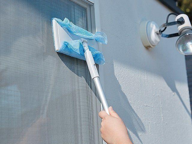 すっきり気持ちいい 窓まわり の基本の大掃除 サンキュ 掃除 大掃除 部屋 綺麗