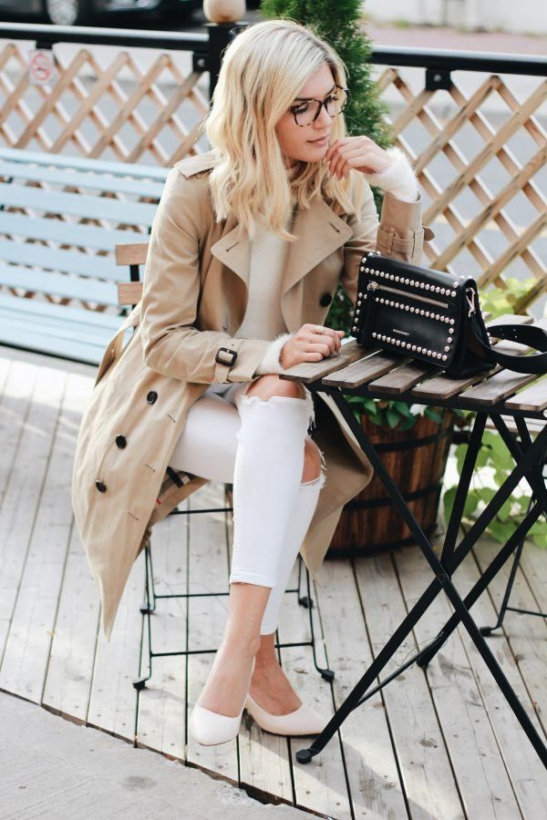 4ad7f93ff Trench Coat Outfits Women-19 Ways to Wear Trench Coats this Winter ...