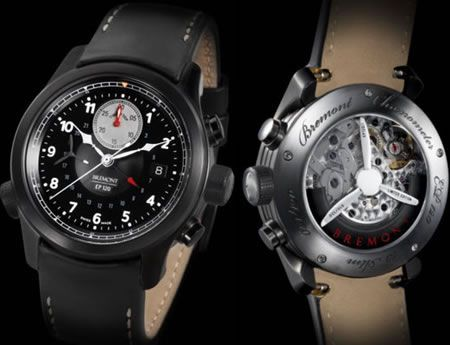 Bremont EP120 ltd edition Spitfire watch.