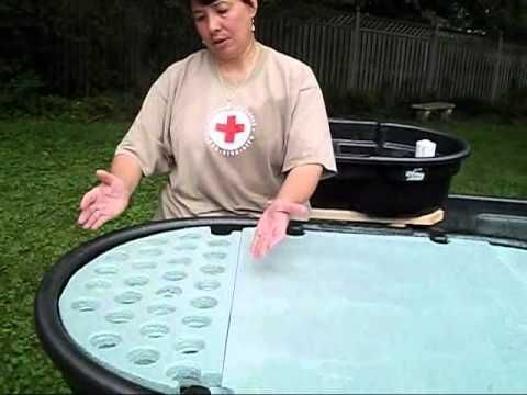 Making a Floating Raft - info about foam
