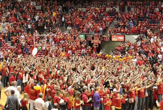 21 best iowa state images on pinterest iowa state cyclones state iowa state rising hilton magic as daunting as anything in college basketball publicscrutiny Gallery