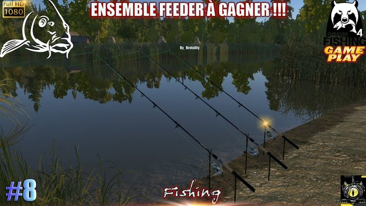 RUSSIAN FISHING 4 GAMEPLAY #8 GROS LOTS A GAGNER FEEDER TUTO ASTUCES TIPS !! PÊCHE CARPE FR 2017 PC