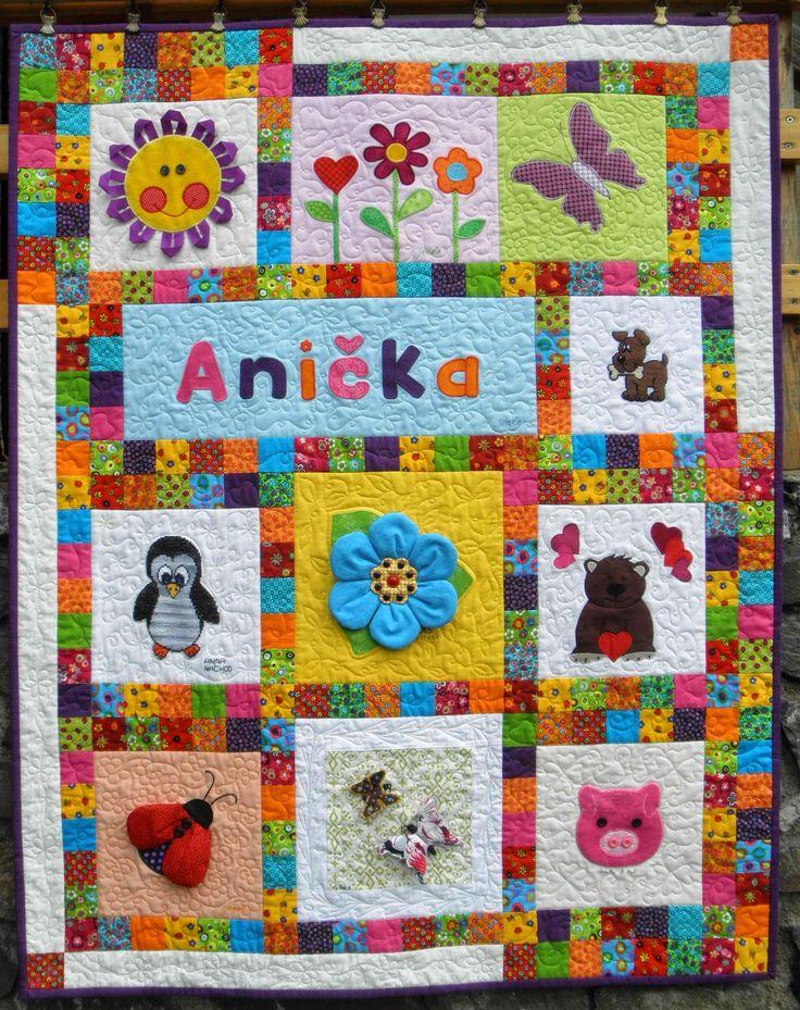 Toto jsou deky, které jsem kompletovala pro Deky z lásky.      OBRÁZKY ŠILY RŮZNÉ ŠVADLENKY, na některých dekách jsem se na  obrázcích pod...