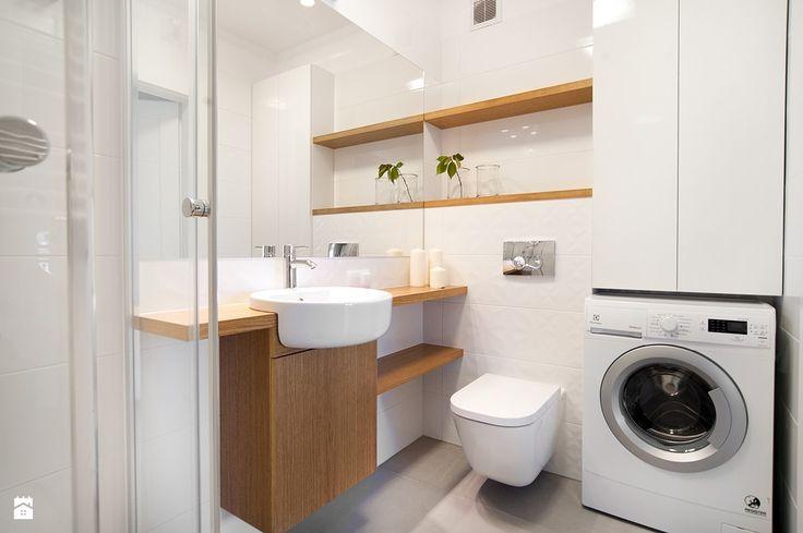 Łazienka styl Minimalistyczny - zdjęcie od re-ARCH Home Staging - Łazienka - Styl Minimalistyczny - re-ARCH Home Staging