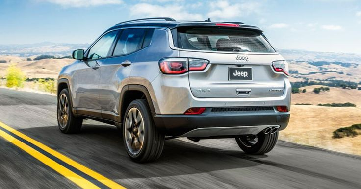 2018 Jeep Compass Priced From £22,995 In The UK #Jeep #Jeep_Compass
