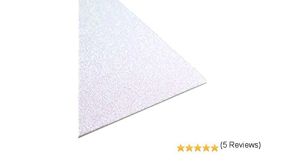 Homeford Fns000007392whte Glitter Eva Foam Sheet 9 1 2 Inch X 12 Inch White Amazon Ca Home Kitchen In 2020 Foam Sheets Eva Foam Foam