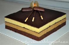 Recipes today - Kek Lapis Surabaya 3 Rasa