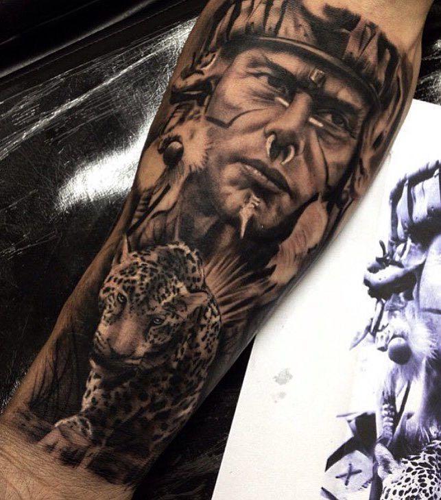 50 de los mejores tatuajes aztecas   – maya