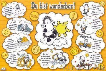 Sheepworld - Du bist wunderbar