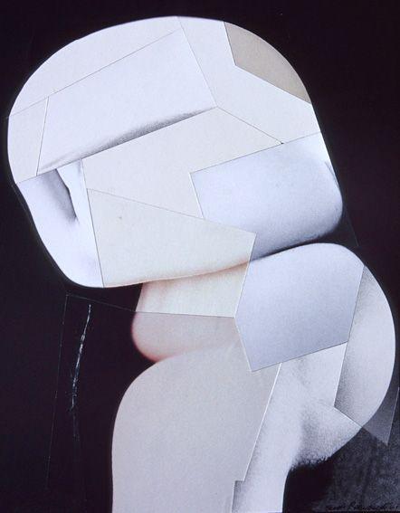 frank Rheinboldt 2001 paper+photopaper collage
