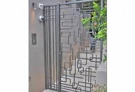 17 Best Images About Security Doors On Pinterest Wrought