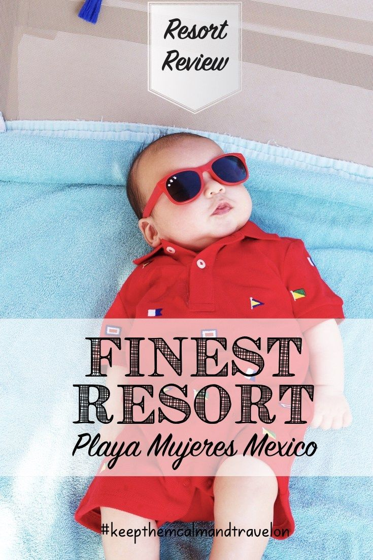 Resort Review: The Finest Resort, Playa Mujeres - Tear Free Travel