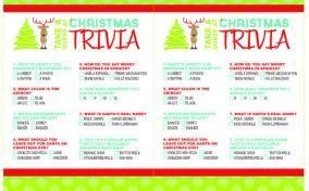 Free Printable Christmas Trivia Games www.247moms.com #247moms