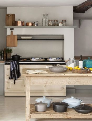 Stack Store And Stash In A Kitchen Island Image By
