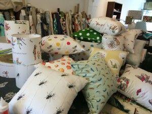 Roald Dahl Cushions and Lamps