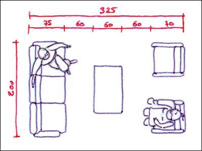 Quatre plans pour réaménager votre salon - Côté Maison