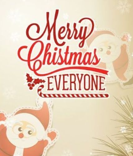 Inspirational Merry Christmas messages 2016 to you,friends and family to share on Facebook,whatsapp,pinterest. These happy Christmas messages are wonderful to wish your near and dear people in your life on the most wonderful time of the year.Say Merry Xmas to them in a special way. #MerryChristmasEveryone