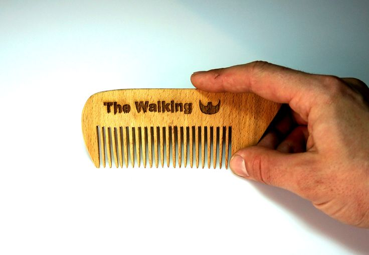 Custom Wooden Beard Comb Moustache Comb Engraved Gift for Dads and Grandads Fathers Day Hipster Gift Fathers Day Gift Beard Grooming Gift by MemorableLand on Etsy