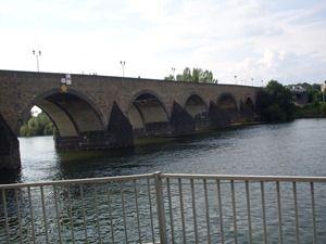 bridge in Koblenz 1