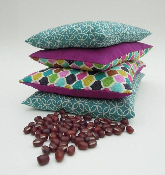 microwave heat pad red beans natural