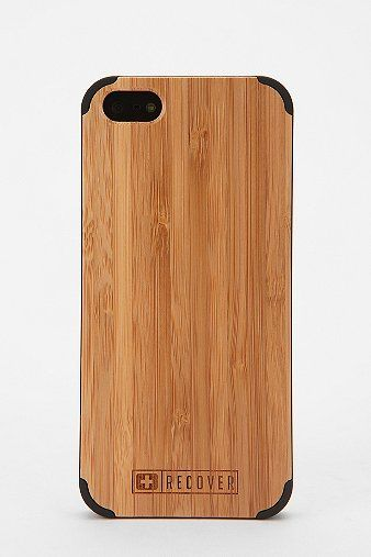 Recover Wood iPhone 5 Case. $38