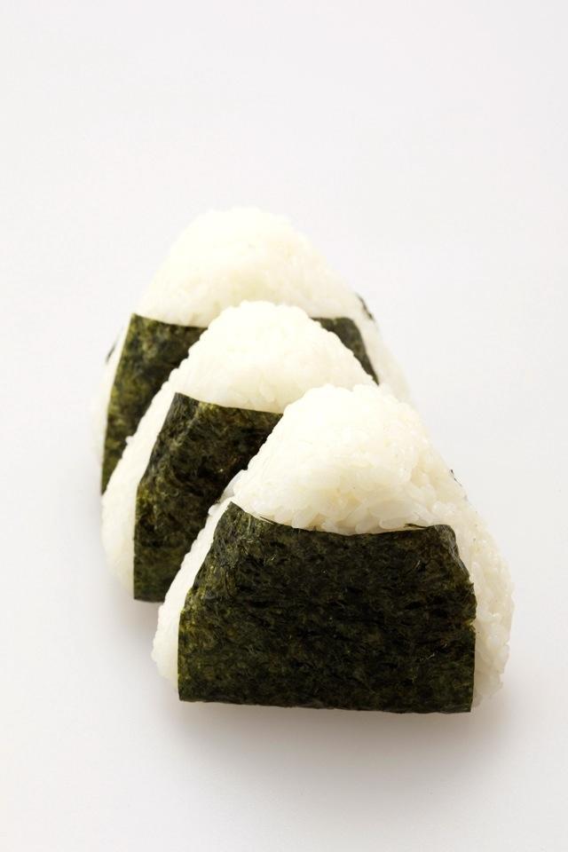 Onigiri! My favorite