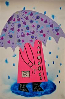 Check out student artwork posted to Artsonia from the Stormy Weather project gallery at Monroe School.