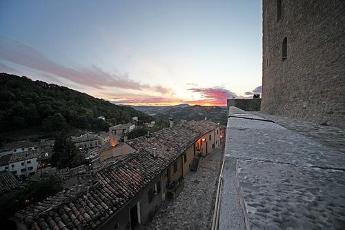 Montefiore Conca. Rocca Malatestiana