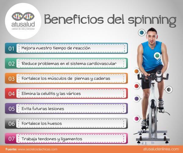 ¿Por qué el #spinning cuida de tu salud?
