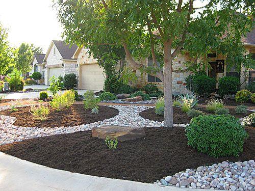 Austin residential landscape photos austin landscape for Residential landscaping ideas