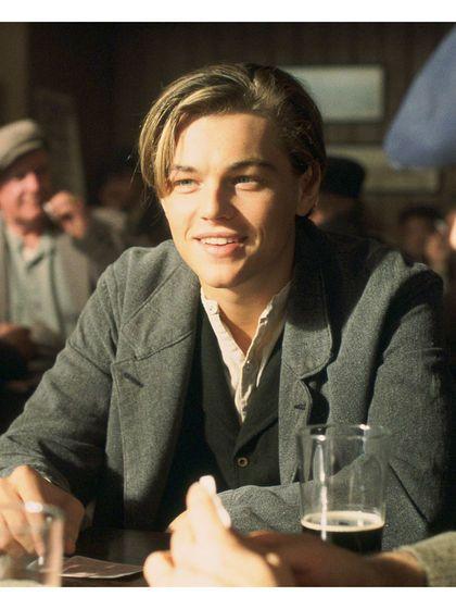 Jack Dawson in 'Titanic'