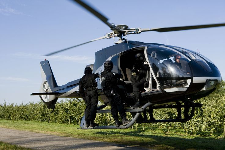 EC130 version GIGN film Go-Fast de Luc Besson