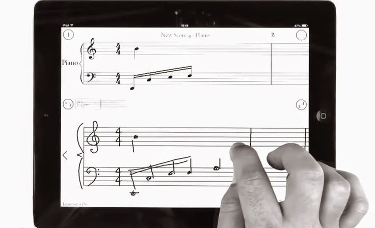 Sibelius DK: Fra nodeark til toner på under 2 minutter – NotateMe app med nodescanner