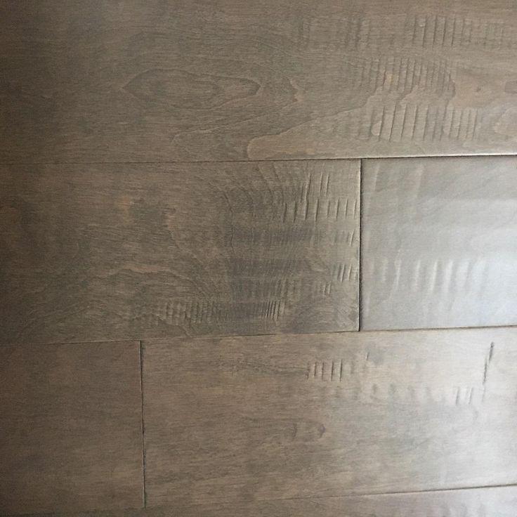STILL hand shaved birch flooring