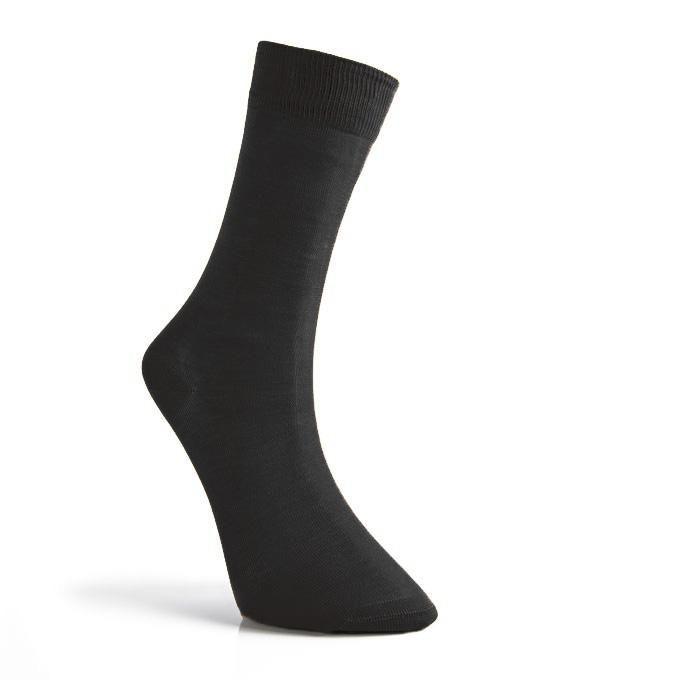 جوارب شراب اسود Socks Fashion