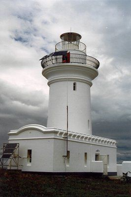 Lighthouses of Australia Inc.South Solitary Island, off Coffs Harbour, NSW.